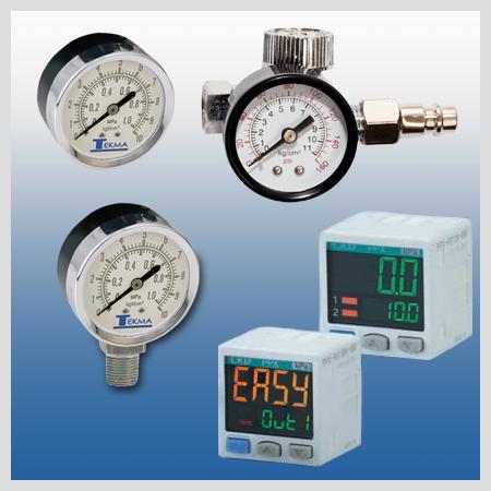 Manometry i czujniki ciśnienia