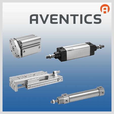 Siłowniki pneumatyczne firmy AVENTICS (BOSCH)