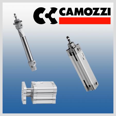 Siłowniki pneumatyczne firmy CAMOZZI