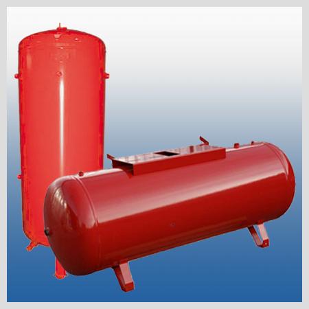 Zbiorniki ciśnieniowe i próżniowe