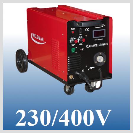 Zasilane 230/400V