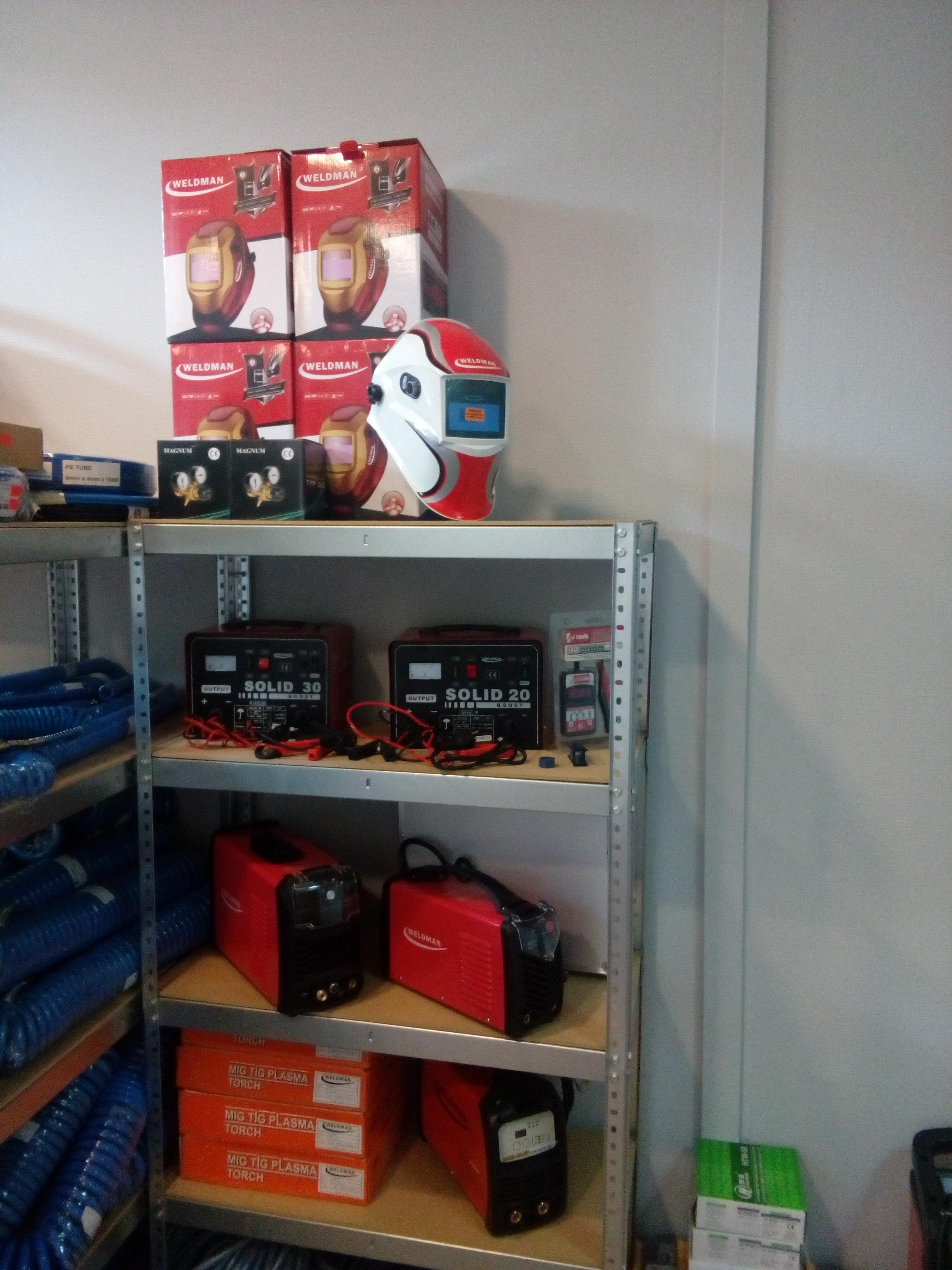sklep spawalniczy Poznań